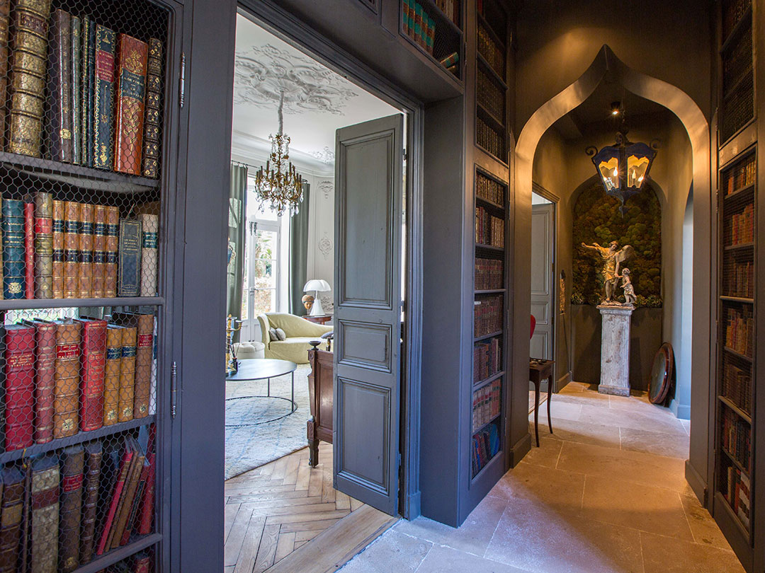 La Divine Comédie | History - Library