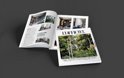 Revue de Presse : L'Officiel Voyage Hiver 2017/2018