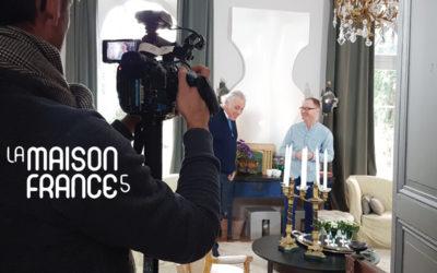 Reportage : la Maison France 5 en Avignon