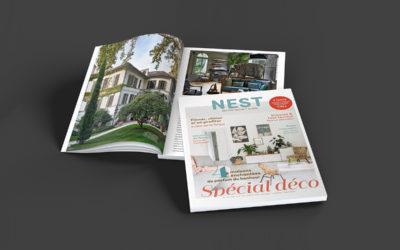 Revue de Presse : Nest Magazine 05/2018