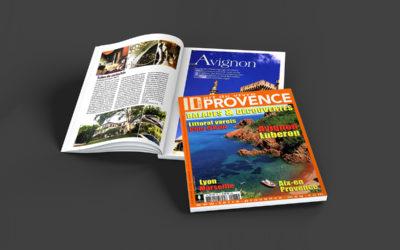 Revue de Presse : Terre de Provence Aut/2017