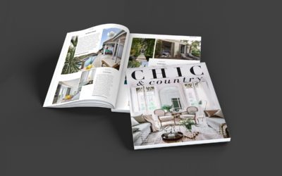 Revue de Presse : CHIC & COUNTRY Lifestyle 2018