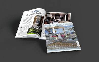 Revue de Presse : Maison Décoration 09/2017