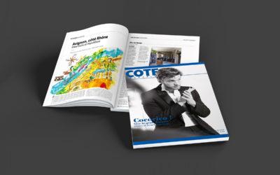 Revue de Presse : Côte Magazine 06/2017