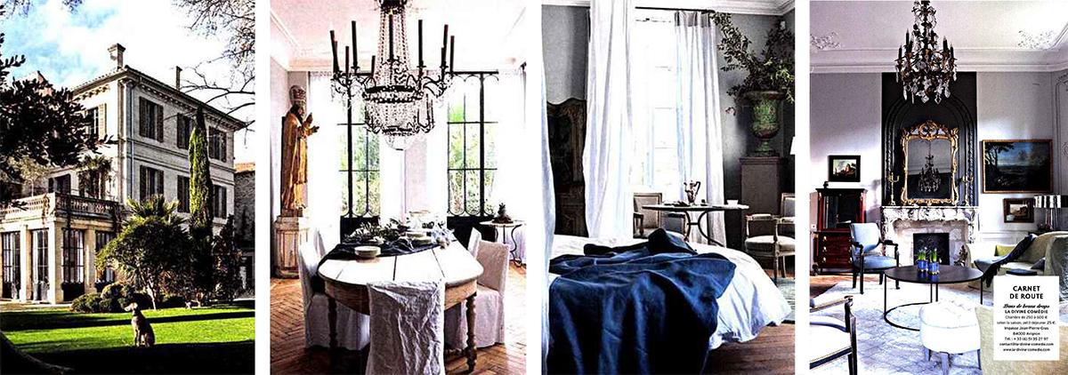 Spa et Luxe à Avignon une maison d'hôtes de luxe dans la Cité des Papes