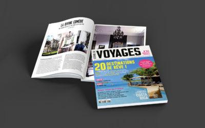 Revue de Presse : Désirs de Voyages n° 62