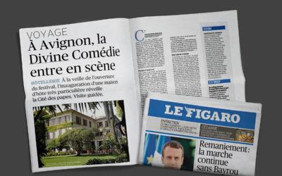 Revue de Presse : Le Figaro 22/06/2017