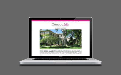 Revue de Presse : Coucou Jolie 08/2018
