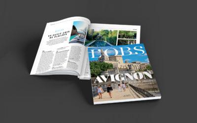 Revue de Presse : l'OBS spécial Avignon 07/2017